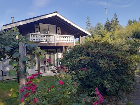 Hoh Chalet A cozy cabin on the Olympic Peninsula