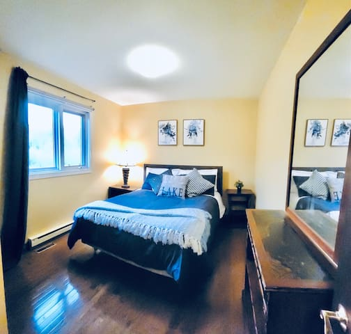 Bedroom #2 - Double Mattress w/ Dresser