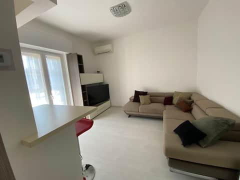 Mini appartamento tranquillo e confortevole