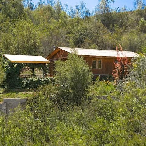 Cómoda cabaña en entorno natural - Valle del Elqui