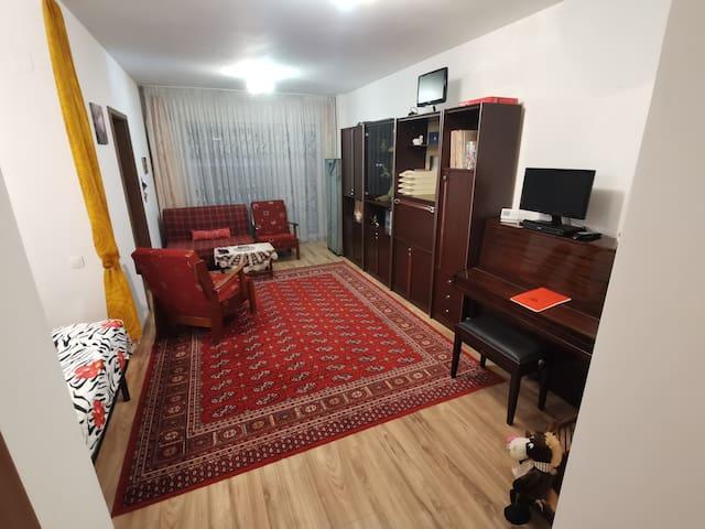 غرفة المعيشة