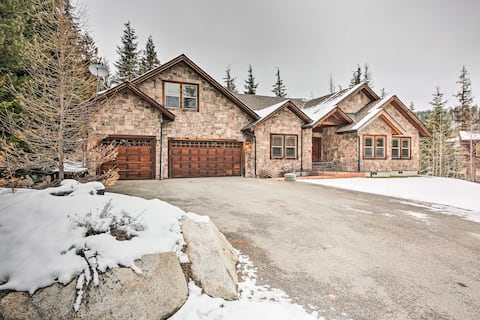 Amazing Priest Lake Home on Golf Course