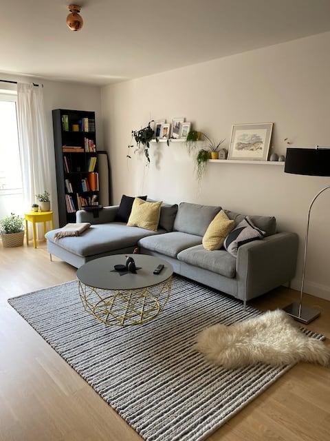 迷人的80平方米公寓,地理位置安静,靠近汉堡