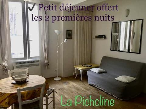 La Picholine, au coeur de L'Isle sur la Sorgue