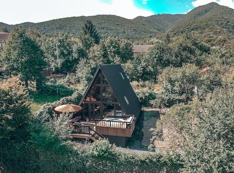 Valdo Cabin! A piece of heaven on earth!