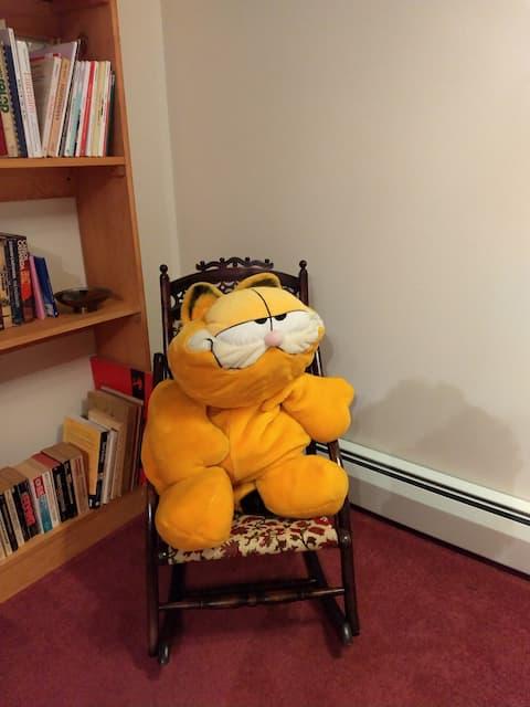 Garfield's Hangout