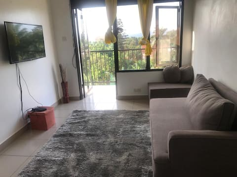 Bunga Appartment with lake view