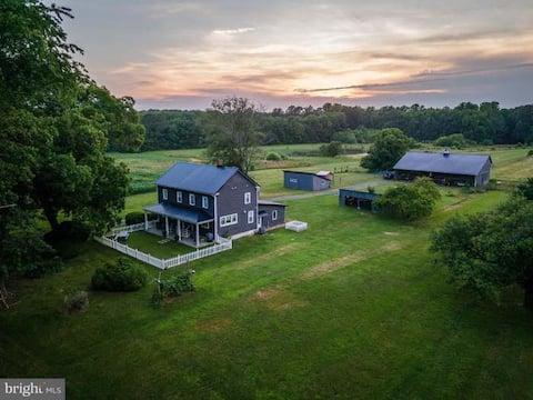 Trinity Oaks Farm  (Formerly D and D Farm)