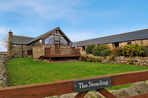 Beautiful spacious 4/5 bedroom detached  steading