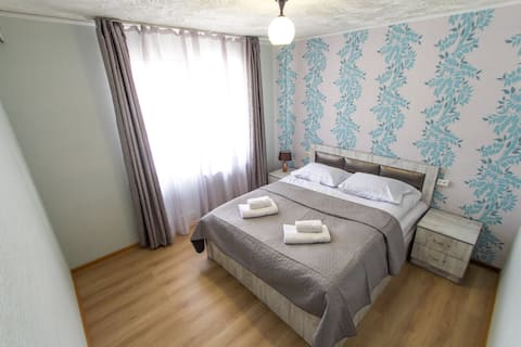 Katos Guesthouse/Double Room/private bath/balcony