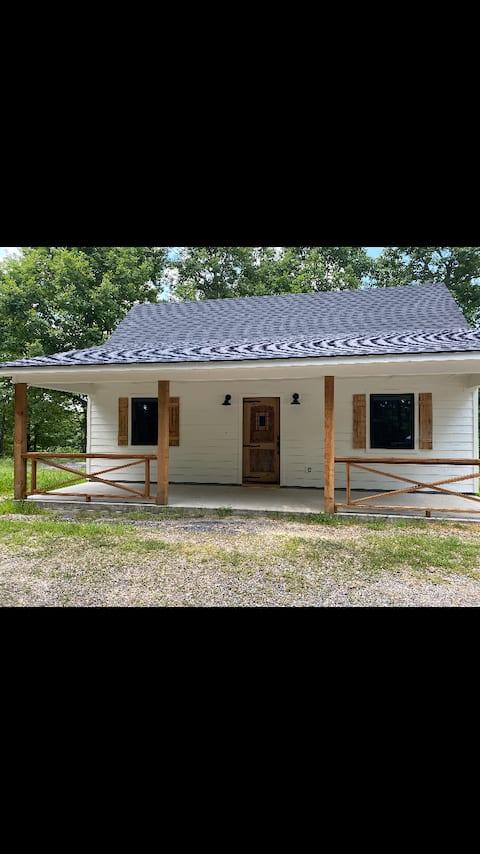 Ruhige 3-Schlafzimmer-Bauernhaushütte