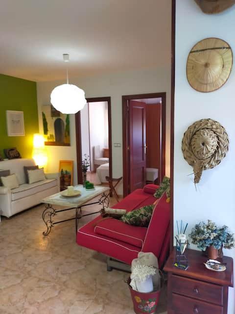 Cozy Beach Apartment at Rias Baixas - Playa Raxó