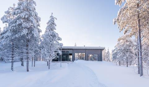 Rokova Pearl - naturlig fred i Ruka-Kuusamo