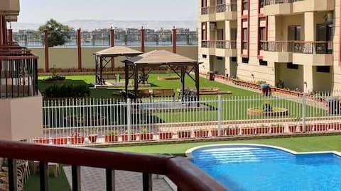 Kemet hotel apartment Luxor