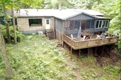 Hoosier Lake House (Main House)
