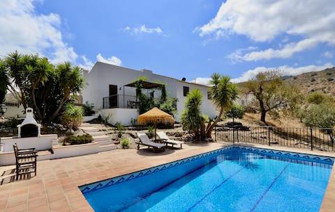 Casa Lasoco.  Beautiful house with a swimming pool
