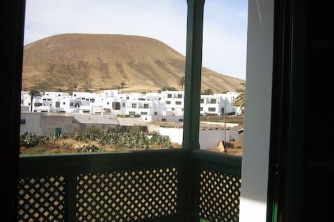 Lanzarote, precioso y acogedor apartamento en Uga