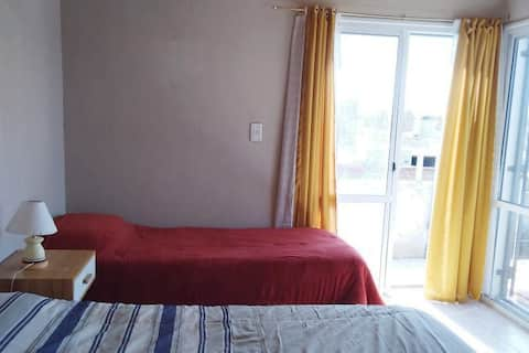 Habitacion con baño privado. Tunuyan. Valle de Uco
