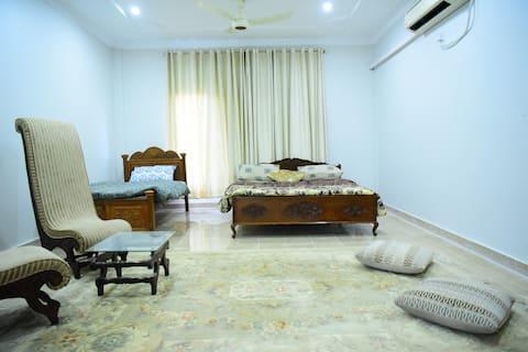 Family Bedroom - Srinagar Homes Kashmir