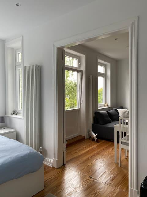 Renovierte Wohnung in zentraler Lage von Lübeck