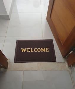 Step Free Entrance to the Apartment