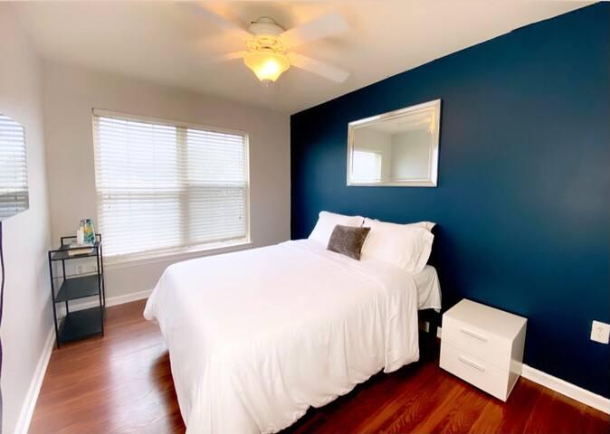 Bedroom #1 - Full Bed