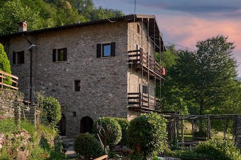 Casa Aquilone, Domaso