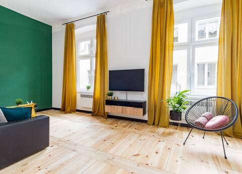 Golden Apartment  ul.Piotrkowska 116