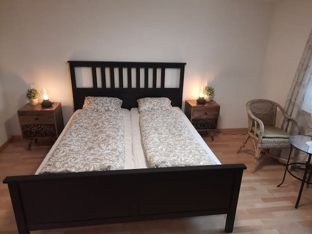 Comfortable Master Bed