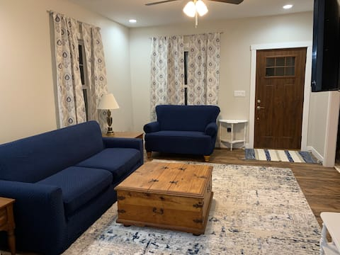 Bright and fresh 3-bedroom, 2 bath residence