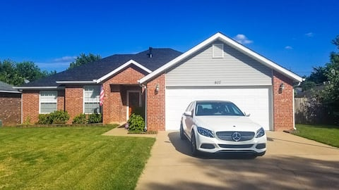 3-bedroom home in great location near trails/town
