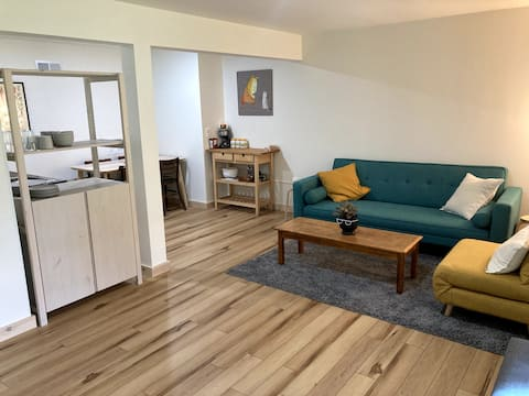 Brand new apartment with private entrance!