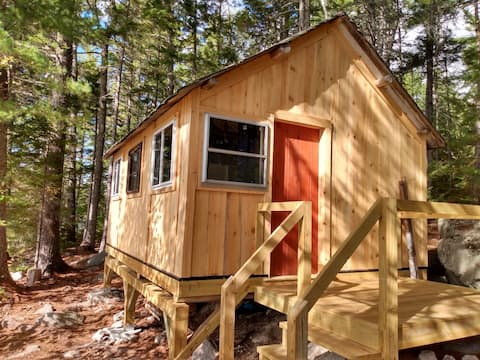 Loon Point Cabin and Camp Site
