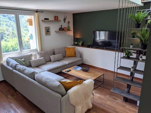 Tastefully renovated village house - Vauvenargues