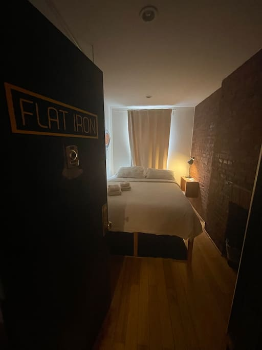Welcome to a 1 bedroom in Chelsea New York - Bed