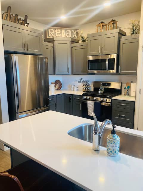 New 3 Bedroom 2.5 Bath Townhouse with Patio