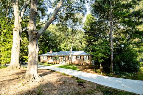 Clemson Family 3-bedroom Home Minutes From Campus