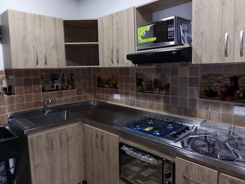 Hermoso apartamento campestre en Medellín