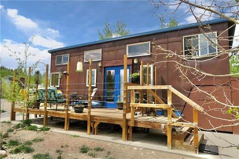 Encantadora casa de 2 camas en South Park con terraza