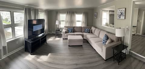 Stylish 3BR Apartment in the Heart of Nazareth