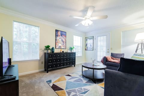 Charming 1Bd, Just minutes from GSP& Dwntwn Gville