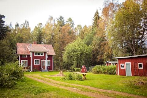 Peaceful Cottage in Dalarna