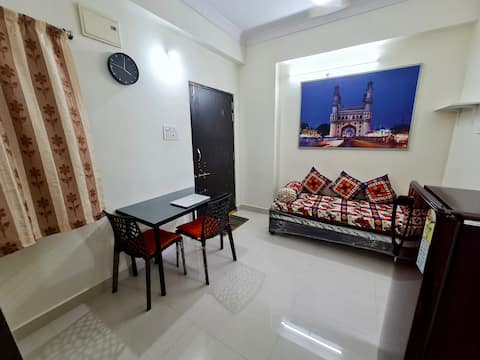 Lovely 1-BHK with a Stunning View