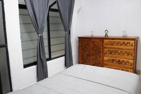 2. Habitación privada zona centro de Orizaba.