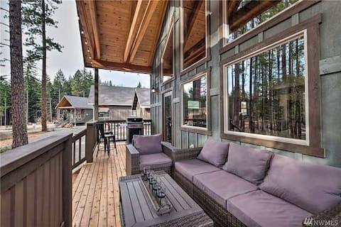 Captivating cabin • Suncadia • Cle Elum • Outdoors