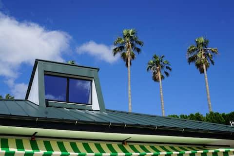 グランピング_ハウステンボスまで車で5分 海辺の絶景を楽しめるグランピング施設