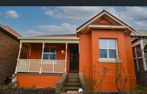 Welcome to the Pumpkin House in historic Lithgow