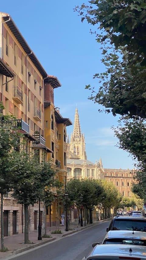 """""""El Capricho"""" Coqueto apartamento casco histórico"""