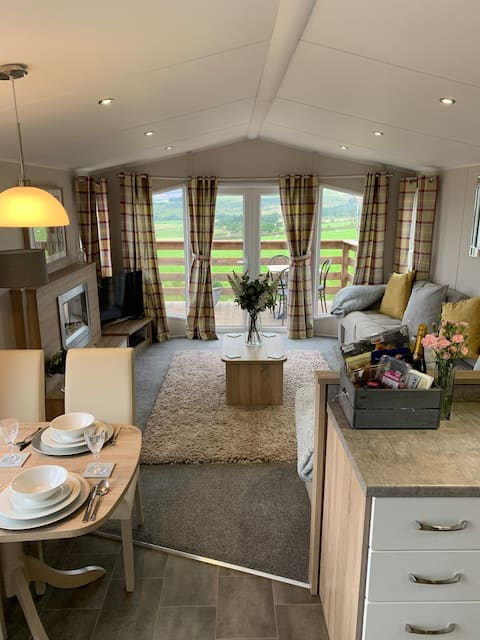 ANNIE'S RETREAT IN NORTHUMBERLAND