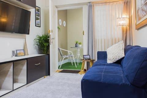 Casa Albrecht: apartamento con servicios incluidos